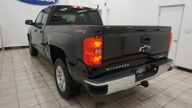 2018 Silverado 1500 Extended Cab 4x4 Pickup #T17100 - photo 2