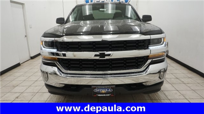 2018 Silverado 1500 Extended Cab 4x4 Pickup #T17100 - photo 4