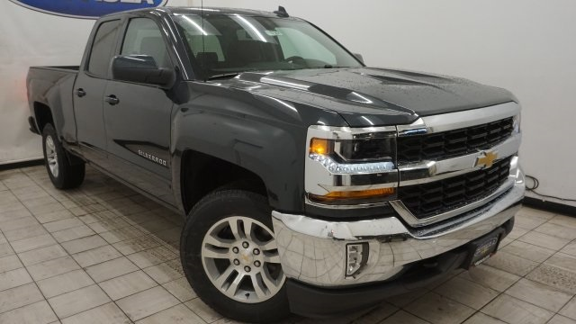 2018 Silverado 1500 Extended Cab 4x4 Pickup #T17101 - photo 3