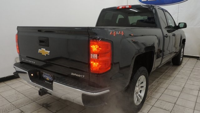 2018 Silverado 1500 Extended Cab 4x4 Pickup #T17101 - photo 7
