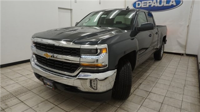 2018 Silverado 1500 Extended Cab 4x4 Pickup #T17101 - photo 1