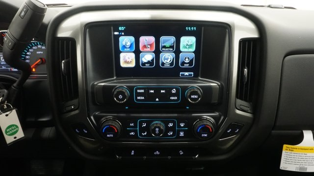 2018 Silverado 1500 Extended Cab 4x4 Pickup #T17106 - photo 25