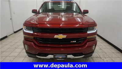 2018 Silverado 1500 Extended Cab 4x4 Pickup #T17106 - photo 4