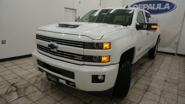 2018 Silverado 2500 Crew Cab 4x4, Pickup #T17129 - photo 1