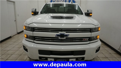 2018 Silverado 2500 Crew Cab 4x4, Pickup #T17129 - photo 4