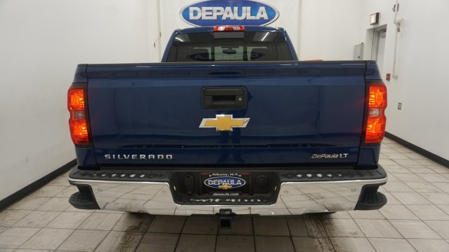 2018 Silverado 1500 Double Cab 4x4, Pickup #T17162 - photo 10