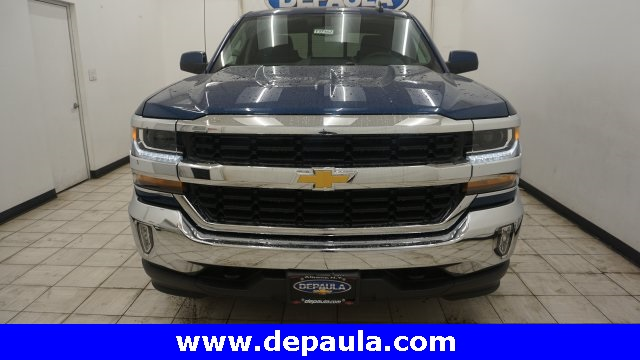 2018 Silverado 1500 Double Cab 4x4, Pickup #T17162 - photo 4