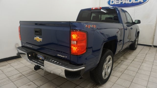 2018 Silverado 1500 Double Cab 4x4, Pickup #T17162 - photo 8