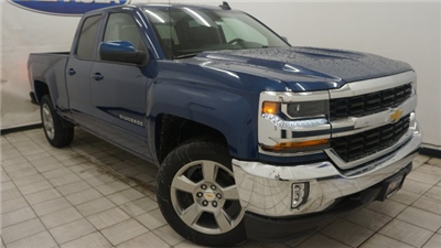 2018 Silverado 1500 Double Cab 4x4, Pickup #T17162 - photo 3