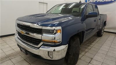 2018 Silverado 1500 Double Cab 4x4, Pickup #T17162 - photo 1