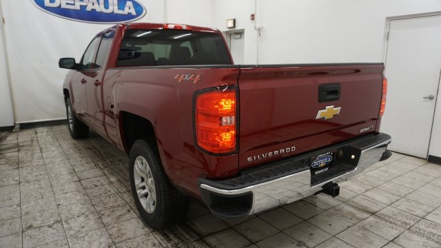 2018 Silverado 1500 Extended Cab 4x4 Pickup #T17168 - photo 2