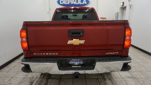 2018 Silverado 1500 Extended Cab 4x4 Pickup #T17168 - photo 9