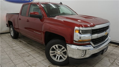 2018 Silverado 1500 Extended Cab 4x4 Pickup #T17168 - photo 3