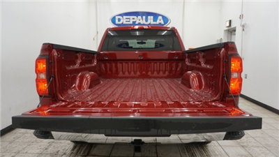 2018 Silverado 1500 Extended Cab 4x4 Pickup #T17168 - photo 10