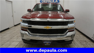 2018 Silverado 1500 Extended Cab 4x4 Pickup #T17168 - photo 4