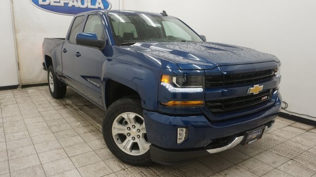 2018 Silverado 1500 Extended Cab 4x4 Pickup #T17201 - photo 3