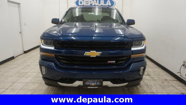 2018 Silverado 1500 Extended Cab 4x4 Pickup #T17201 - photo 4