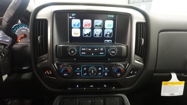 2018 Silverado 1500 Extended Cab 4x4 Pickup #T17201 - photo 25