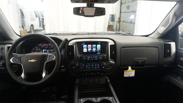 2018 Silverado 1500 Extended Cab 4x4 Pickup #T17201 - photo 32
