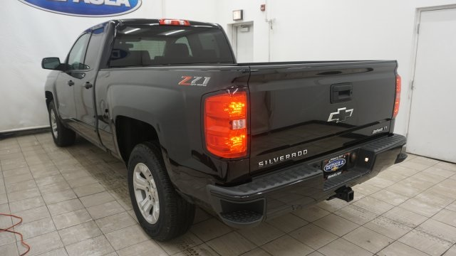 2018 Silverado 1500 Double Cab 4x4, Pickup #T17227 - photo 2