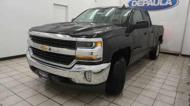 2018 Silverado 1500 Extended Cab 4x4 Pickup #T17236 - photo 1