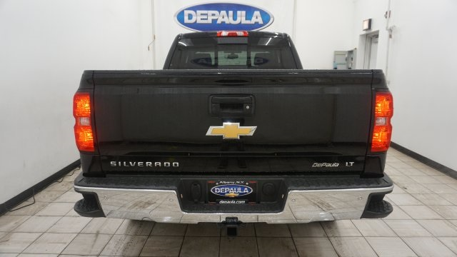 2018 Silverado 1500 Extended Cab 4x4 Pickup #T17236 - photo 9