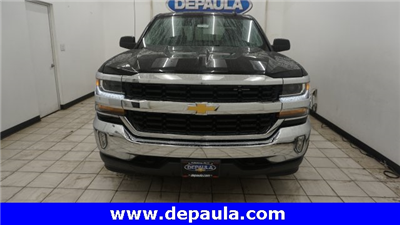 2018 Silverado 1500 Extended Cab 4x4 Pickup #T17236 - photo 4