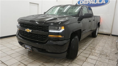 2018 Silverado 1500 Extended Cab 4x4 Pickup #T17242 - photo 1