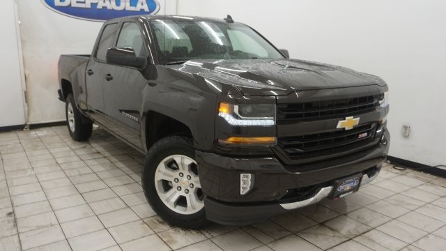 2018 Silverado 1500 Extended Cab 4x4 Pickup #T17243 - photo 3