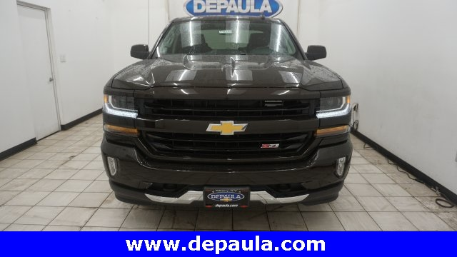 2018 Silverado 1500 Extended Cab 4x4 Pickup #T17243 - photo 4