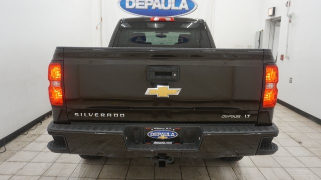 2018 Silverado 1500 Extended Cab 4x4 Pickup #T17243 - photo 9