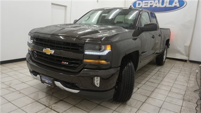 2018 Silverado 1500 Extended Cab 4x4 Pickup #T17243 - photo 1