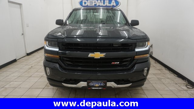 2018 Silverado 1500 Extended Cab 4x4 Pickup #T17245 - photo 4