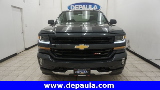 2018 Silverado 1500 Double Cab 4x4, Pickup #T17283 - photo 4