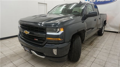 2018 Silverado 1500 Double Cab 4x4, Pickup #T17283 - photo 1