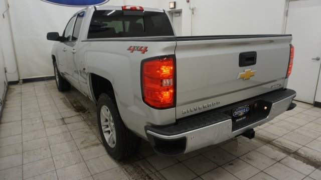 2018 Silverado 1500 Double Cab 4x4, Pickup #T17295 - photo 2