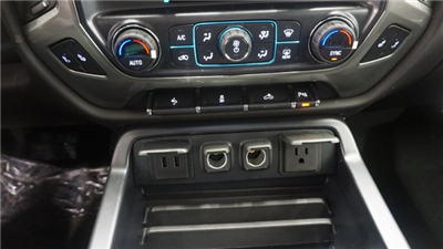2018 Silverado 1500 Double Cab 4x4, Pickup #T17295 - photo 16