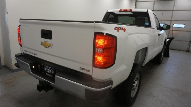 2018 Silverado 2500 Regular Cab 4x4, Pickup #T17311 - photo 12