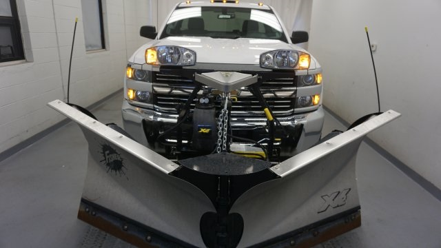 2018 Silverado 2500 Regular Cab 4x4, Pickup #T17311 - photo 13