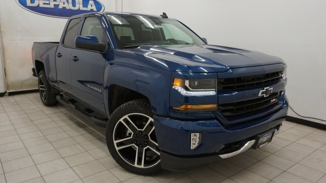 2018 Silverado 1500 Double Cab 4x4, Pickup #T17314 - photo 3