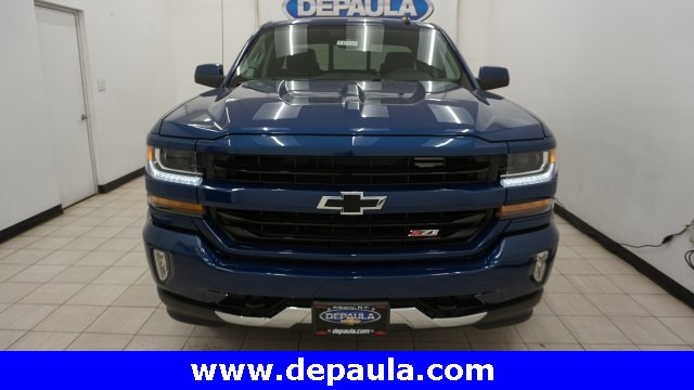 2018 Silverado 1500 Double Cab 4x4, Pickup #T17314 - photo 4