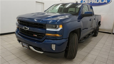 2018 Silverado 1500 Double Cab 4x4, Pickup #T17314 - photo 1