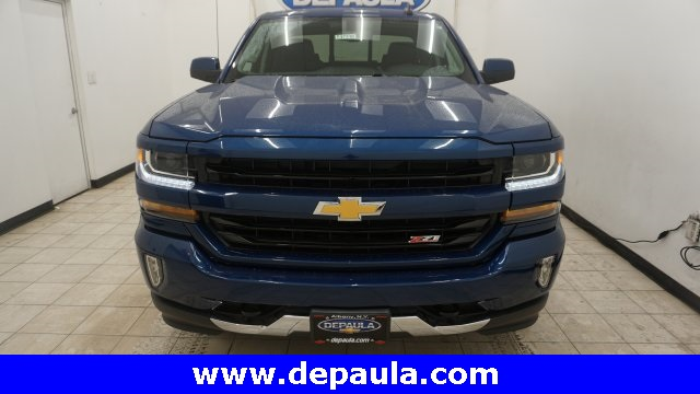 2018 Silverado 1500 Double Cab 4x4, Pickup #T17318 - photo 4