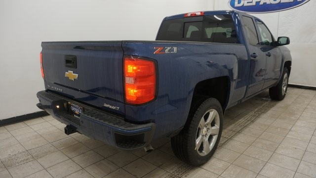 2018 Silverado 1500 Double Cab 4x4, Pickup #T17318 - photo 7