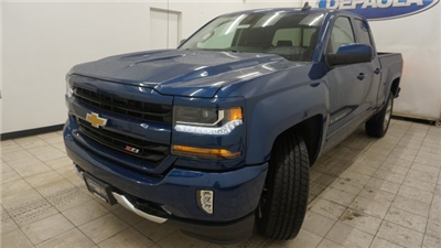 2018 Silverado 1500 Double Cab 4x4, Pickup #T17318 - photo 1
