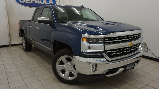 2018 Silverado 1500 Double Cab 4x4, Pickup #T17330 - photo 3