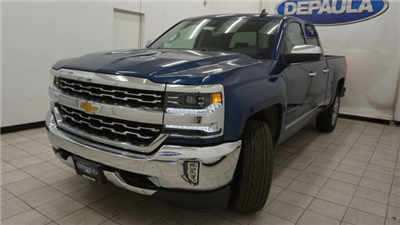 2018 Silverado 1500 Double Cab 4x4, Pickup #T17330 - photo 1
