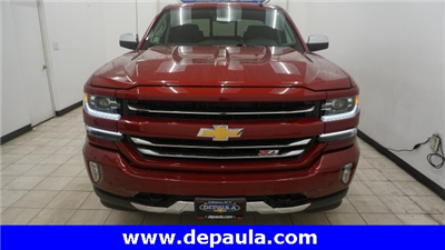 2018 Silverado 1500 Double Cab 4x4, Pickup #T17337 - photo 12