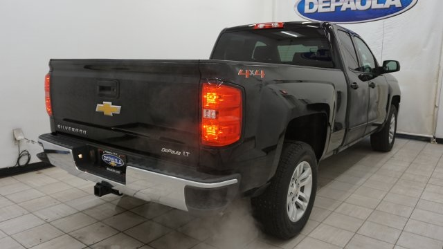 2018 Silverado 1500 Double Cab 4x4,  Pickup #T17357 - photo 2