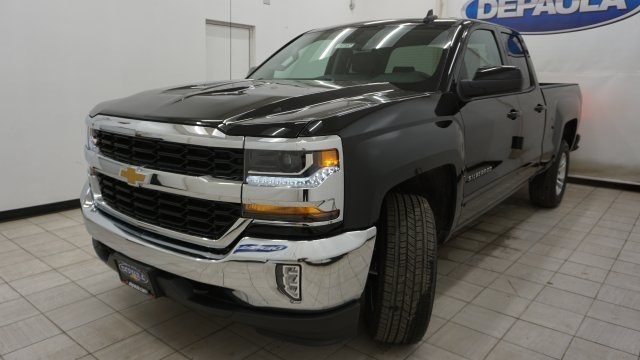 2018 Silverado 1500 Double Cab 4x4, Pickup #T17357 - photo 6